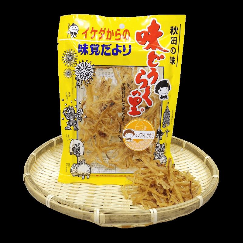 池田珍味with味どうらくの里のいかさき