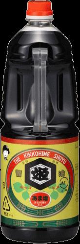 キッコーヒメあま塩醤油 1.8L